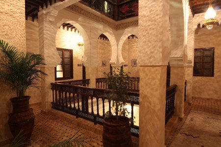 Traditional & kosy riad in Marrakech riad jona