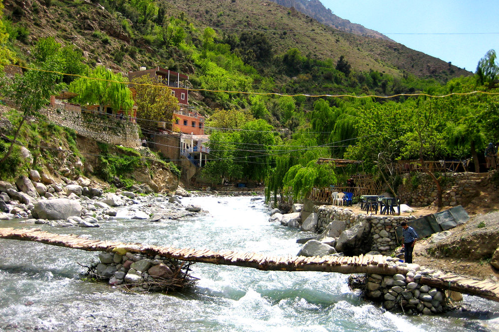 Riad Jona - Day Trip to Ourika Valley