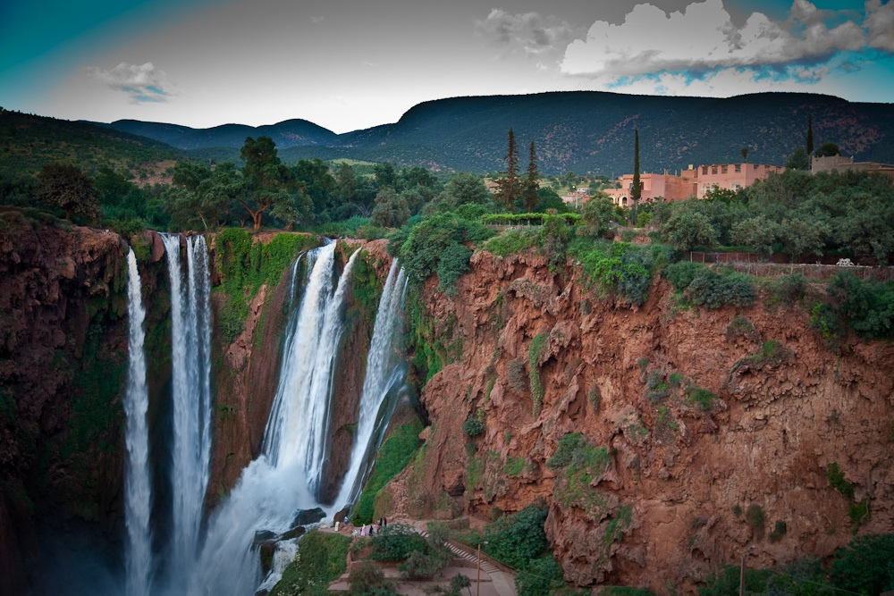Riad Jona - Day Trip to Ouzoud Waterfalls