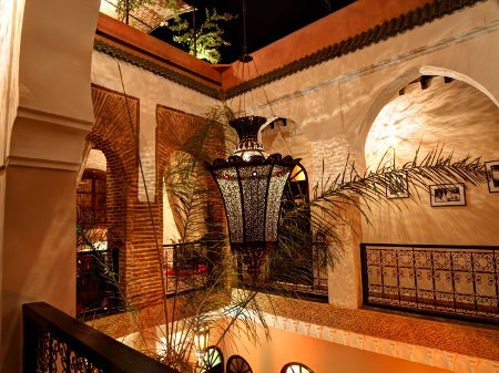 Riad Jona - Patio Fresh in Marrakech